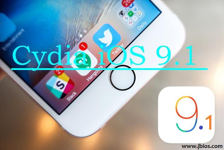 Cydia iOS 9.1
