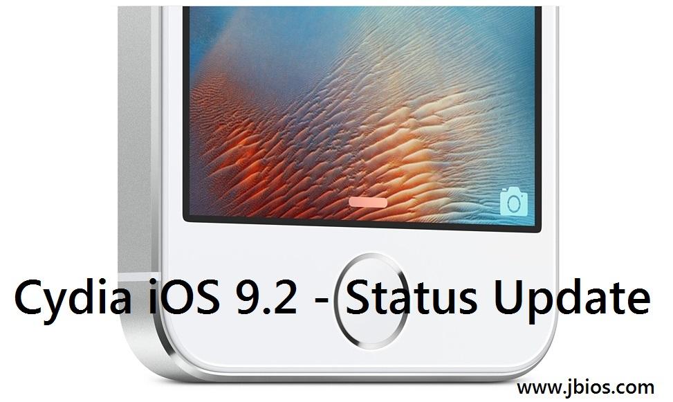 cydia iOS 9.2