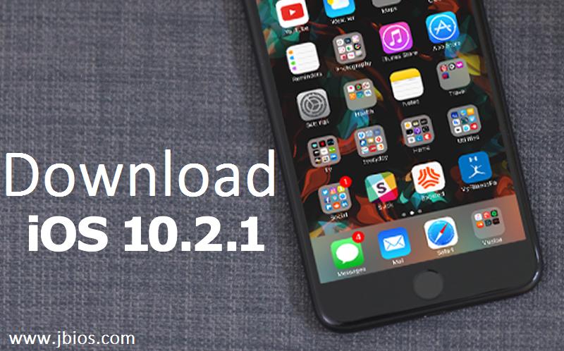 ios 10.2.1 install